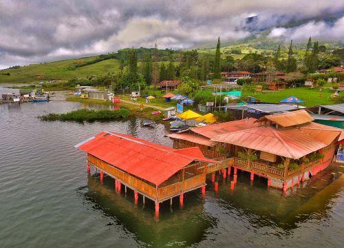 precios el arriero paisa en camping lago calima