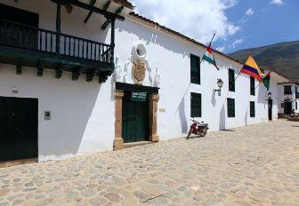 Casa de la primera fábrica de destilaciones del Nuevo Reino de Granada