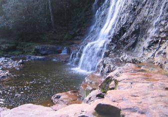 Cascadas La Honda Villa de Layva