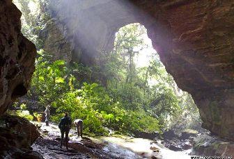 Cueva de la Fábrica villa de leyva