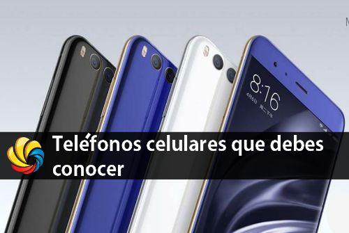 teléfonos celulares baratos