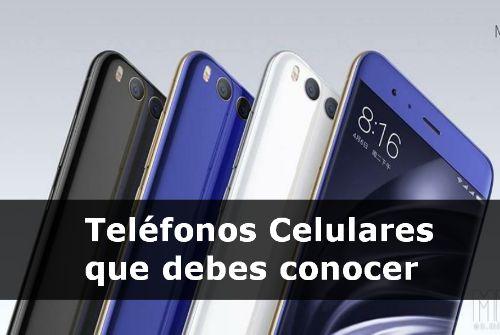 teléfonos celulares con buenos precios que debes conocer