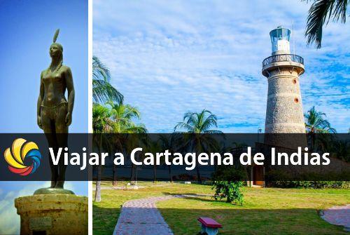 Las mejores agencias de viajes para viajar a Cartagena de Indias