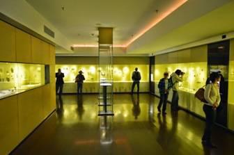 Museo del Oro en Bogotá Colombia