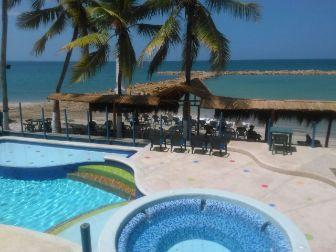uno de los mejores hoteles en Coveñas es el hotel portoalegre