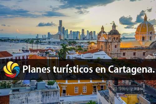 encuentra aquí los mejores planes turísticos en Cartagena de indias al mejor precio