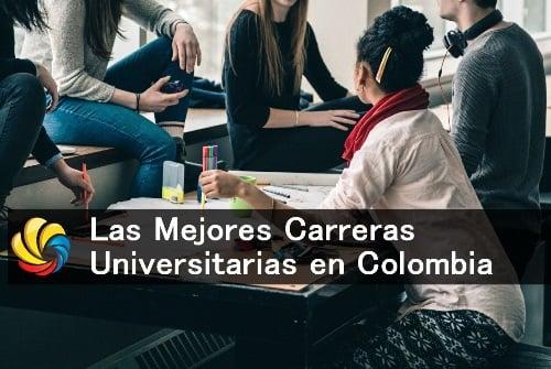 listado de carreras universitarias en Colombia y cuanto ganan