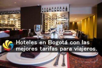 hoteles en Bogotá con tarifas increíbles recomendados por viajeros