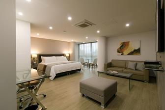 Binn Hotel Habitación Sencilla Medellín