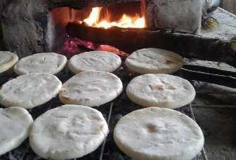 Deliciosas Arepas de Maíz en la gastronomía colombiana