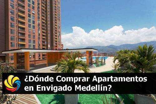 dónde comprar apartamentos en Envigado Medellín Colombia