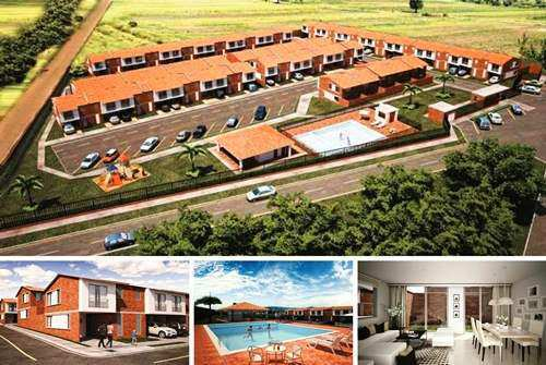 Comprar Casas en el condominio piamonte la Unión Valle