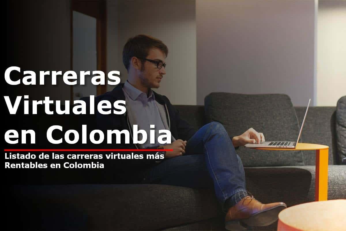 carreras virtuales en Colombia