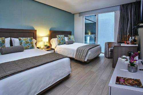 hotel 100 Luxury Suites Bogotá admite mascotas