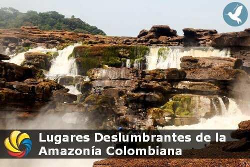 Conoce los lugares más hermosos de la amazonía colombiana