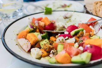 deliciosas ensaladas a domicilio
