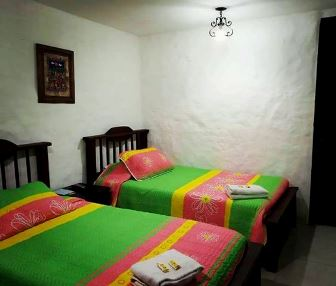 habitaciones hotel paloquemao Restrepo Valle