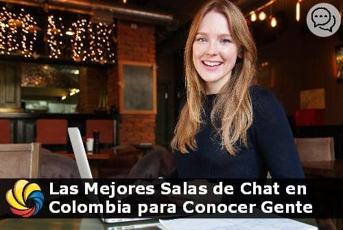 servicio gratis de salas de chat en Colombia