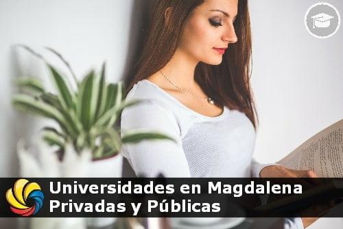 universidades en Magdalena privadas y públicas