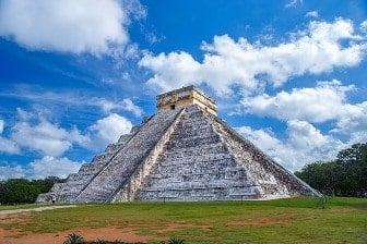 Chichen Itza pirámide de Kukulcan