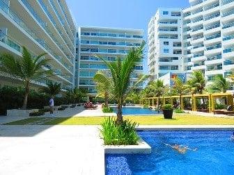 hoteles baratos en Cartagena de Indias Colombia