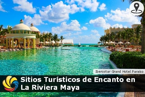 sitios turísticos Riviera Maya y hoteles