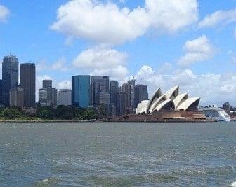 Diciembre en Sídney Australia