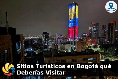 Sitios turísticos de Bogotá para visitar en tu viaje