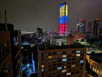 Visitar la Torre Colpatria en Bogotá
