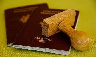 pasaporte actualizado