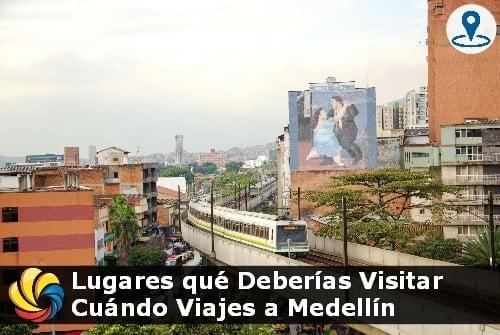 qué hacer en Medellin en pareja