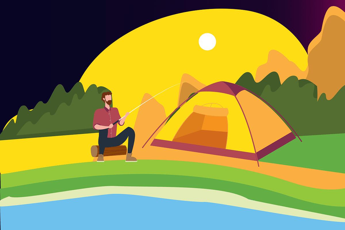 zonas de camping en Colombia