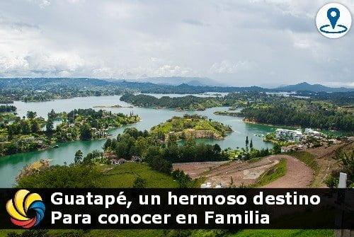 municipio de Guatapé