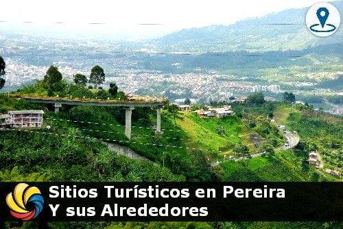 sitios turísticos en Pereira