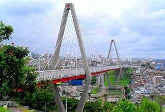 viaducto en Pereira