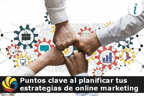 estrategias de online marketing