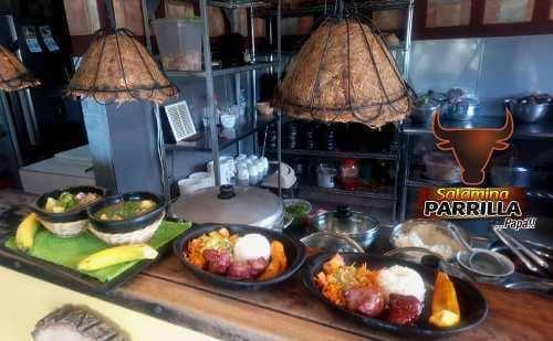 restaurante salamina parrilla