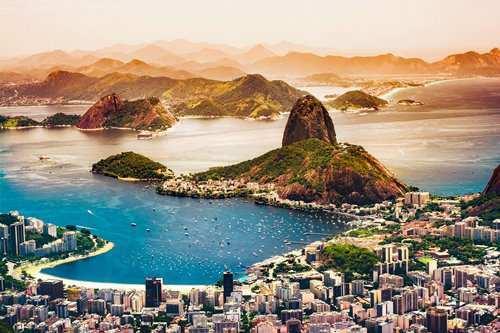 Conoce las playas de Brasil