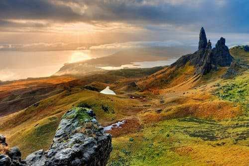 ¿Cuál es la mejor época para visitar Escocia?