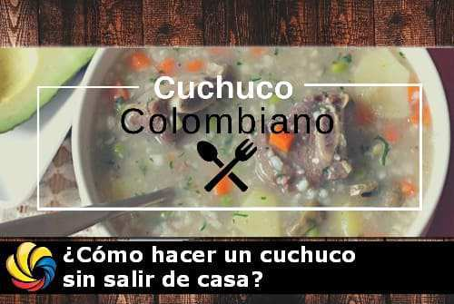 cuchuco colombiano