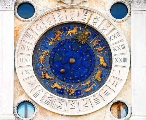 los signos zodiacales