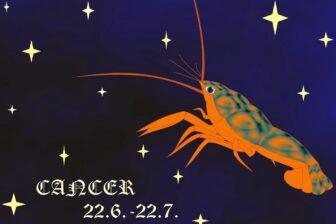 características del signo zodiacal cáncer