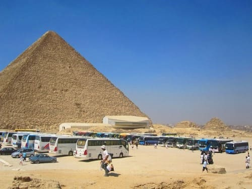 tours económicos para conocer Egipto