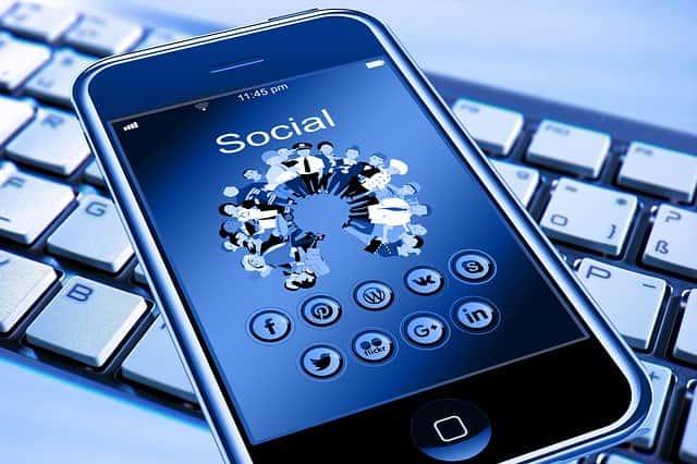 administrador de redes sociales