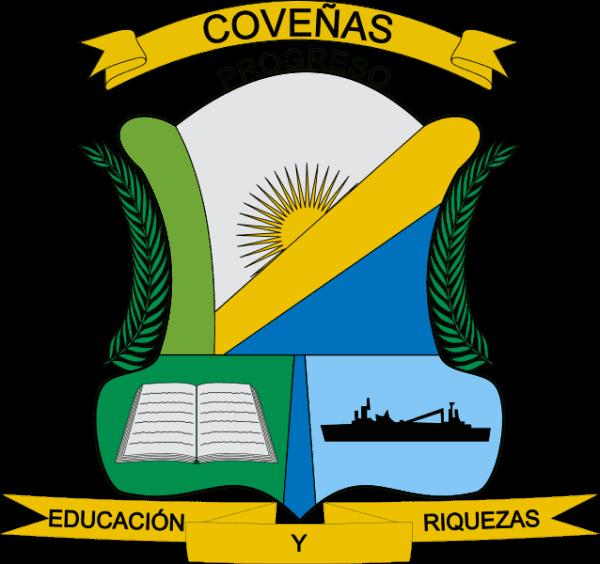 Escudo del Municipio de Coveñas