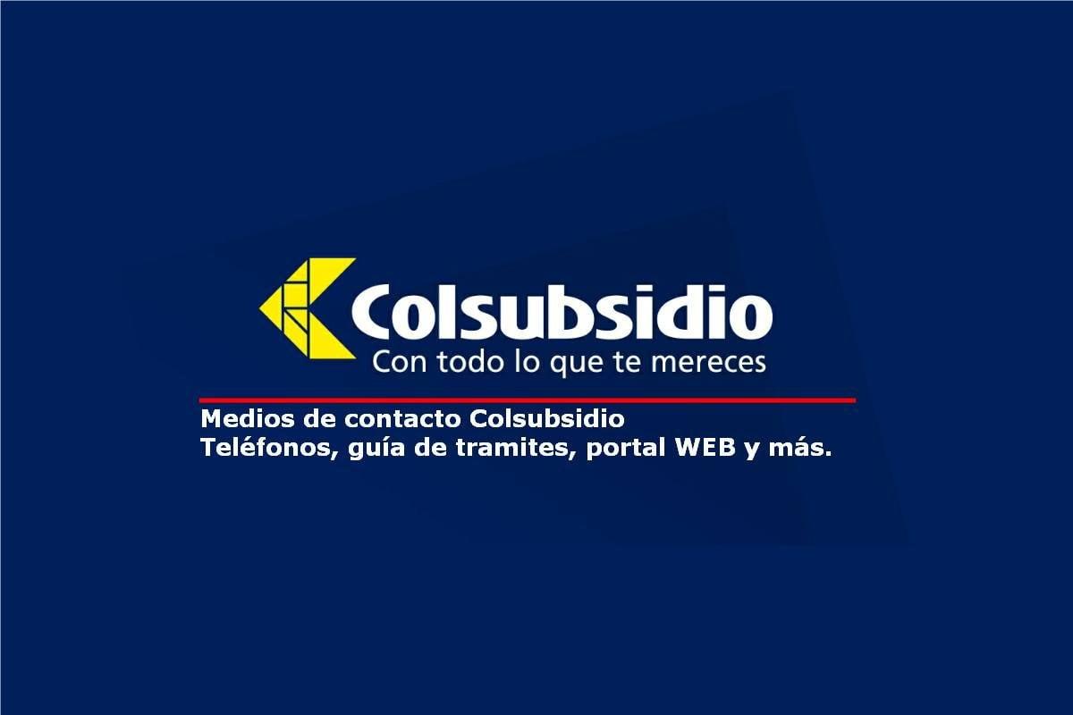Colsubsidio telefonos