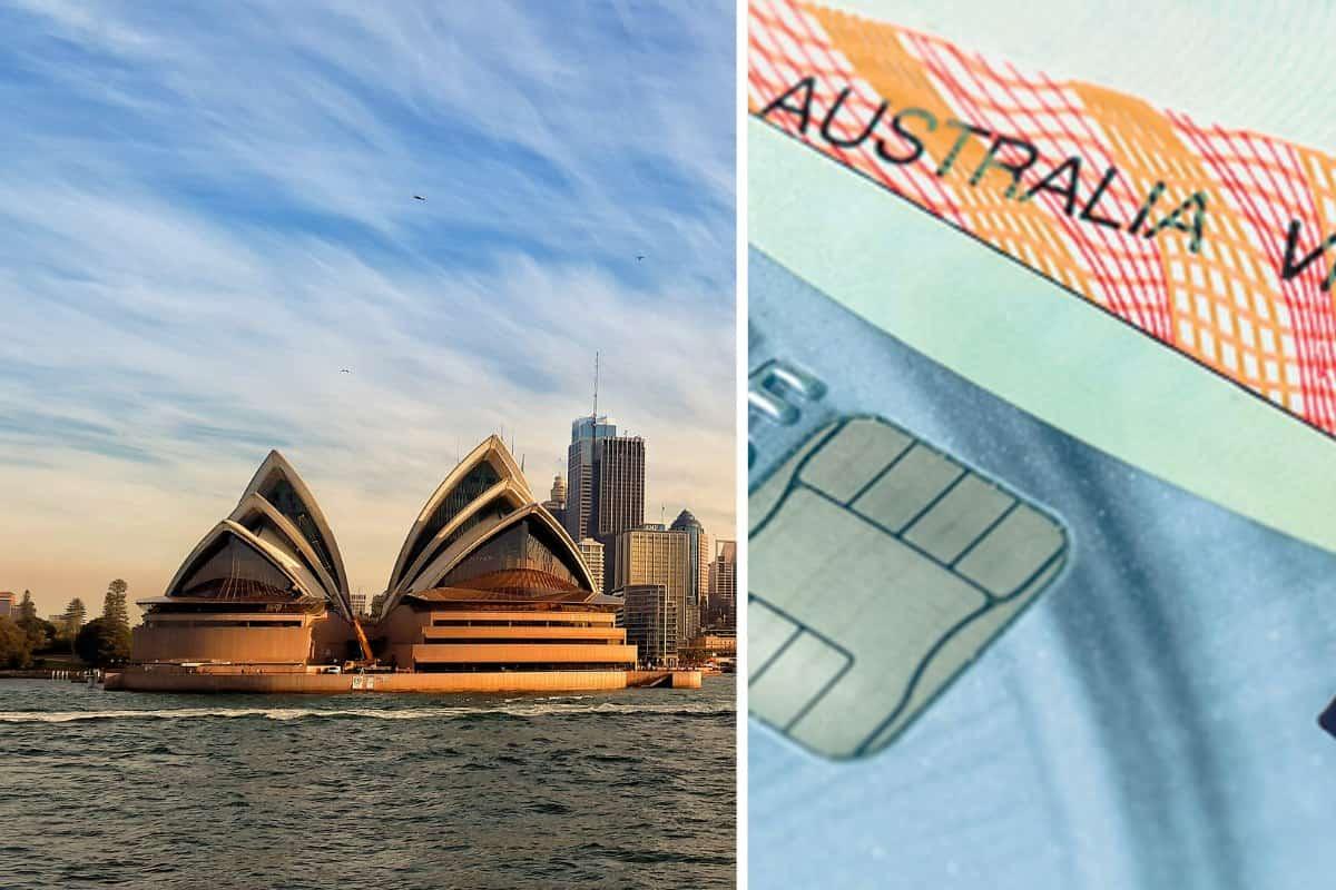 Tipos de visa de trabajo en Australia