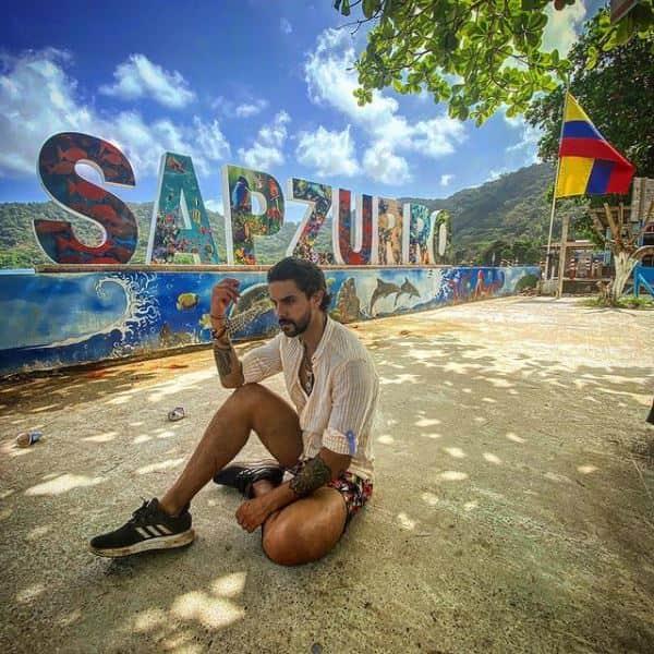 Pablo Trujillo Travel en Capurgana
