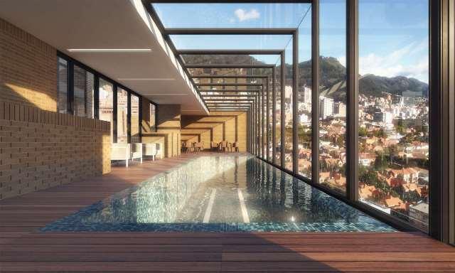 Life 72 apartamentos en el corazón financiero de Bogotá