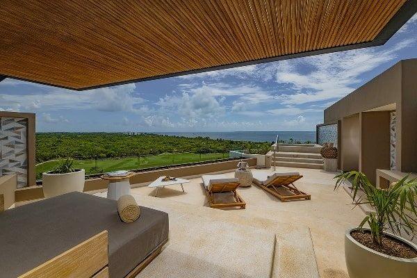 hoteles ESTUDIO Playa Mujeres RoofTop Suite